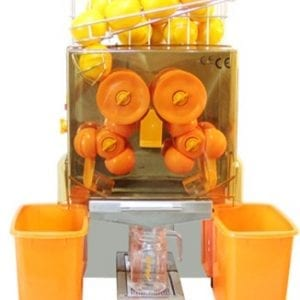 OJA Cafe E2 orange juicer